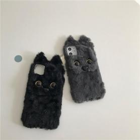 FURRY TEDDY SHOCKPROOF PROTECTIVE DESIGNER IPHONE CASE PC051