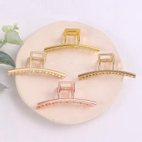 4 PCS CHIC HAIR CLIPS DC009