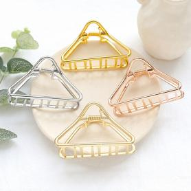 4 PCS TRIANGLE HAIR CLIPS DC004