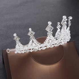 CRYSTAL BRIDAL CROWN AC016