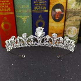 CHIC BRIDAL CROWN AC059