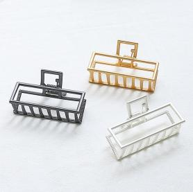 3 PCS GEOMETRY HAIR CLIPS DC006