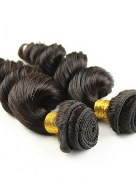 Loose Wave 100% Virgin Remy Clip In Hair Weave WDH003