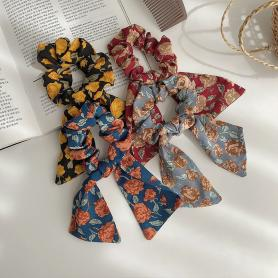 ONE PIECE OF COLORFUL LITTLE FLOWERS SILK HAIR BAND HB267