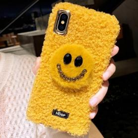 SMILING FACE SHOCKPROOF PROTECTIVE DESIGNER IPHONE CASE PC038