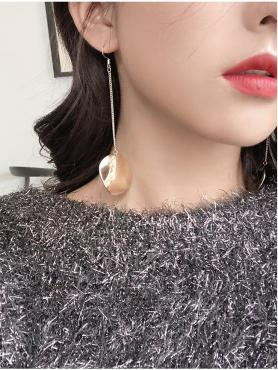 Chic Geometry Earrings F083