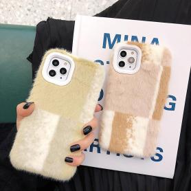 FURRY SHOCKPROOF PROTECTIVE DESIGNER IPHONE CASE PC053