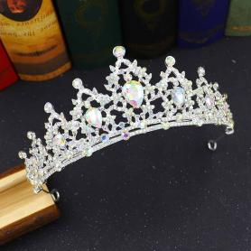 BAROQUE BRIDAL CROWN AC062