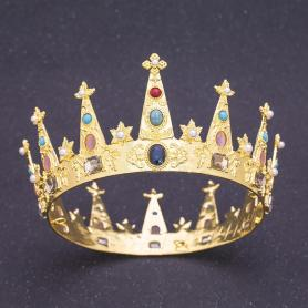 Baroque Bridal Crown AC119