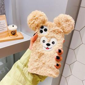 FURRY DUFFY SHOCKPROOF PROTECTIVE DESIGNER IPHONE CASE PC046