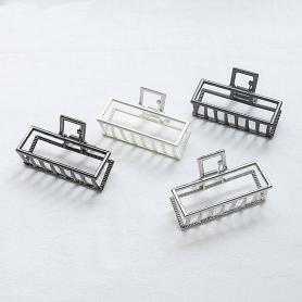 4 PCS GEOMETRY HAIR CLIPS DC007