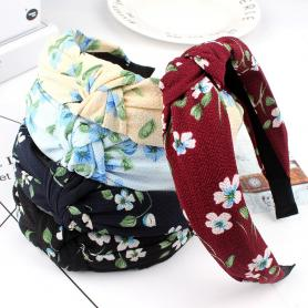 ONE PIECE FLORAL HAIR BAND HB160