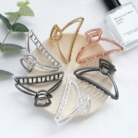 6 pcs Semicircle Hair Clips DC005