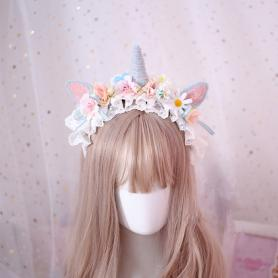 1 PC DREAMY UNICORN LOLITA HAIR BAND LH034