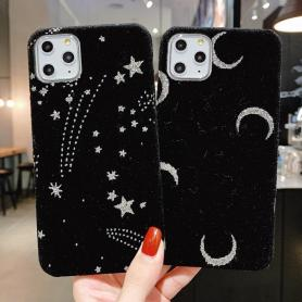 STARRY NIGHT SHOCKPROOF PROTECTIVE DESIGNER IPHONE CASE PC050