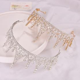 CRYSTAL PRINCESS CROWN AC054